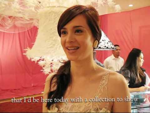 Lucy Torres-Gomez for Jul B. Dizon Jewellery