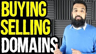 Domain Buying & Selling Business | Sharing my 19 Year Experience | Azad Chaiwala Show