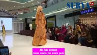 Cari Inspirasi Busana Pengantin? Lihat Surabaya Trend Fashion 2017 Berikut ini