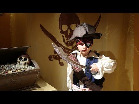 Sammie The Disney Pirate