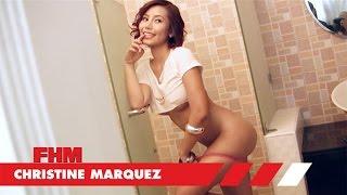Christine Marquez - FHM 100% Hottie September 2010
