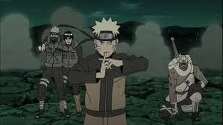 Naruto Shippudden Episode 363 The Allied Shinobi Forces Jutsu
