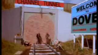 Harry Enfield - Old Gits - Channel Tunnel
