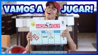 Daniel El Travieso - Jugando Monopolio En Familia.