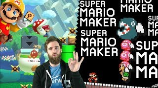 Captain Clutch Reporting for Duty \\ The Blind Kaizo Race [SUPER MARIO MAKER]