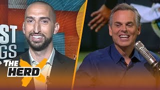 Nick Wright on Browns