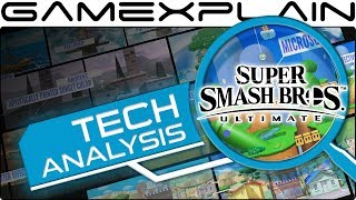 An Early Tech Analysis of Super Smash Bros. Ultimate