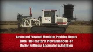 Ag Drainage Inc. ADI DR 150 Drainage Plow