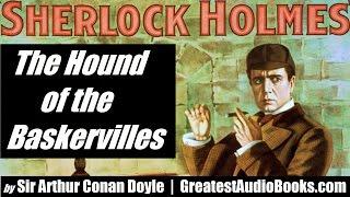 SHERLOCK HOLMES: The Hound of the Baskervilles - FULL AudioBook | GreatestAudioBooks.com