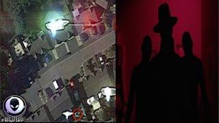 ALIEN Abduction Caught on Satellite Images!? 1/24/17