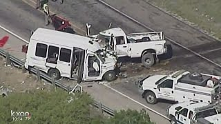 Deadly New Braunfels bus crash case heads to a grand jury