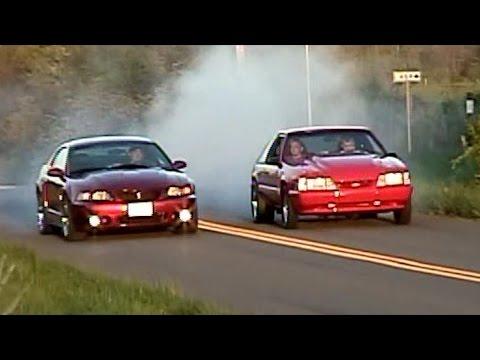 NOS sniffing 347 Stroker vs SVT Cobra Terminator Ford on Ford Crime