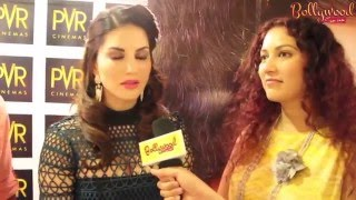 Exclusive interview : Sunny Leone, Tanuj Virwani, Jasmine D'Souza ''One Night Stand