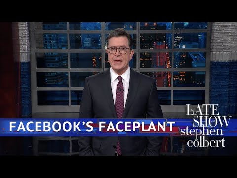 Stephen Analyticizes Cambridge Analytica