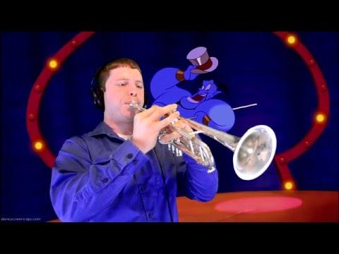 Xxx Mp4 Friend Like Me From Disney S Aladdin Trumpet Cover 3gp Sex