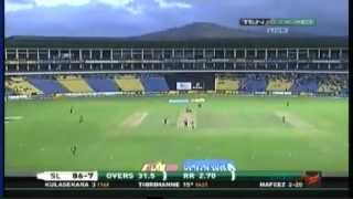 Sri Lanka vs Pakistan 1st ODI 2012 (7-6-12) Pallekele - Full Match Highlights