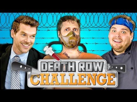 DEATH ROW CHALLENGE