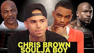 CHRIS BROWN vs SOULJA BOY - WHO WILL WIN ???