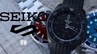 First Look - Seiko SRPD79 - SKX Replacement
