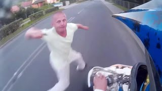 Crazy Angry People Attacking Riders | If It Were Not Filmed, No One Would Believe it