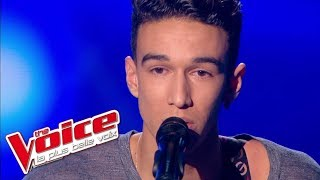 The Voice 2015│Aubin - Another Love (Tom Odell)│Blind Audition