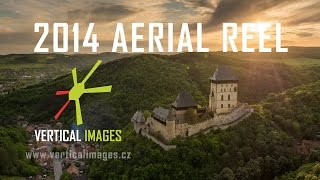 2014 Aerial Drone Showreel | Vertical Images