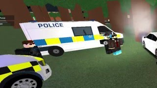 Huge Police Chase In Roblox City Of London Playithub Largest