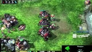 Big Bang LAN Finals - Game 3 - CheeseKing vs frozz