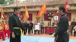 HẬU TRƯỜNG PHIM: THE KHONG GUC NGA - Bình Minh đấu đài với Thiên Bảo và Lâm Voi.