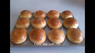 How to make soft roll (Bread and Pastry Production NC II Class)