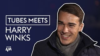 From Spurs Ballboy to Playing Against Real Madrid | Tubes Meets Harry Winks
