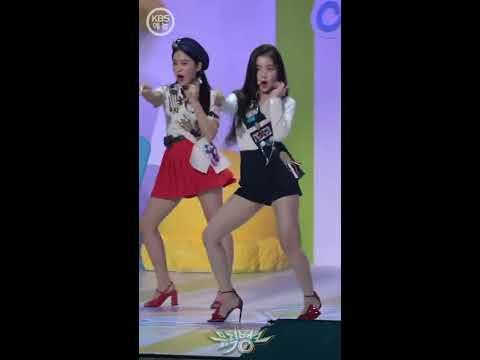 레드벨벳(Red Velvet) 아이린 – Power Up 180810 뮤직뱅크 직캠 20180810