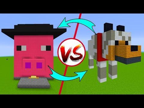 KURT EV vs DOMUZ EV - Minecraft