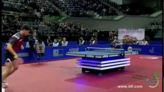 2012 GERMAN OPEN FINAL Boll vs Ovtcharov