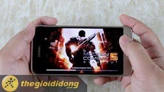 Samsung Galaxy J3 Game Review | Thế Giới Di Động