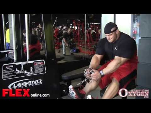 Big Ramy Back Workout 3 Weeks from 2013 Mr Olympia