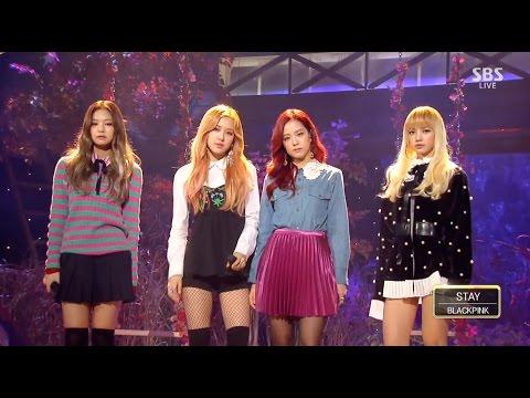 BLACKPINK - 'STAY' 1106 SBS Inkigayo
