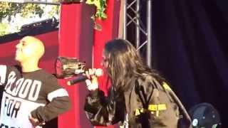 Yellow Claw - Shotgun ft. Rochelle Live Mysteryland 2014