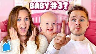 New Baby Plan!! 🍼