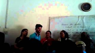 Kobi Nazrul University College-Department of English