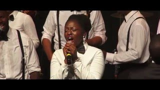 VOICE2GETHER - NEVER WOULD HAVE MADE IT (Marvin Sapp cover) Live à Arcueil Juin 2015