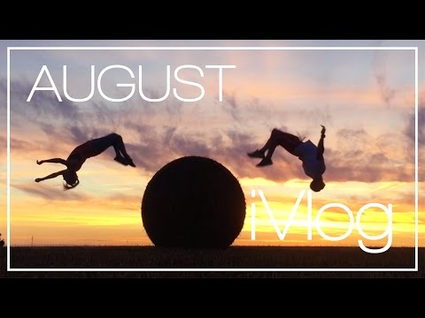 August iVlog