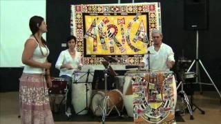 Recital Batuque Afro-Brasileiro