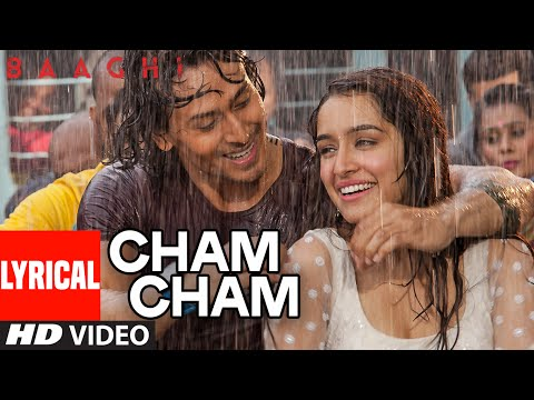 Xxx Mp4 Cham Cham LYRICAL Video BAAGHI Tiger Shroff Shraddha Kapoor Meet Bros Monali Thakur 3gp Sex