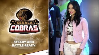 My Favourite Team Is Kerala Cobras,  says Sunny Leone