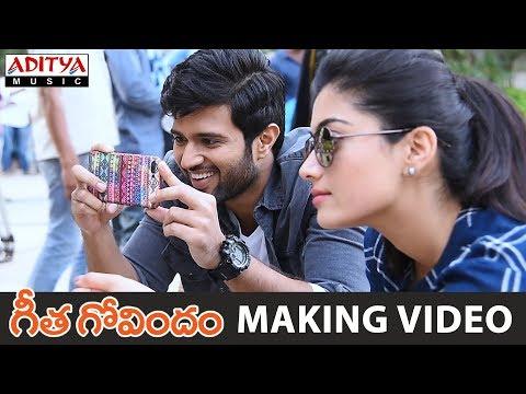 Xxx Mp4 Geetha Govindam Movie Making Video Vijay Devarakonda Rashmika Mandanna 3gp Sex