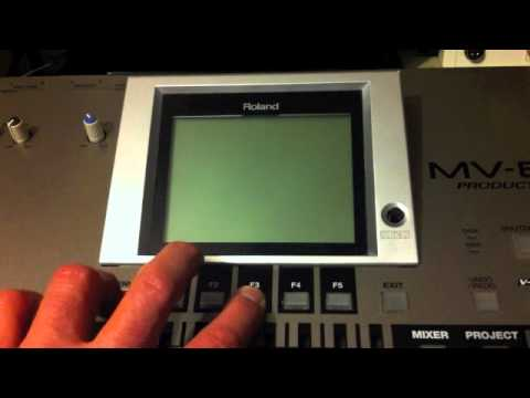 Replacing the CD drive on a Roland MV-8000 with a Panasonic DVD combo drive by fixed1t