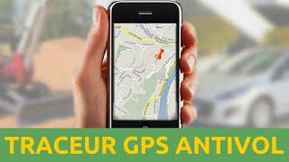 Balise / tracker / traceur GPS Antivol pour voiture, moto, bateau, engin TP, etc...