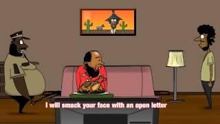 Noko Mashaba - You are arrested