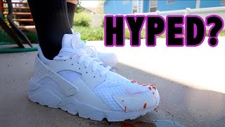 How To Protect Your Sneakers!! IS CREP PROTECT WORTH IT?